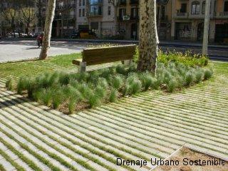 Acera permeable. Barcelona (IV)