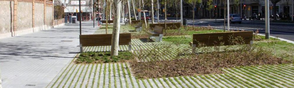 Urbanismo sostenible archives drenaje urbano for Cubierta estanque